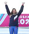 2020-01-17 Mascot Ceremony Luge Women's Single (2020 Winter Youth Olympics) by Sandro Halank–014.jpg