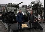 21st TSC senior leaders take staff ride to Bastogne 141205-A-HG995-007.jpg