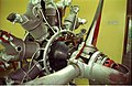 220 HP 9-Cylinder Continental Radial Aero Engine - Motive Power Gallery - BITM - Calcutta 2000 165.jpg