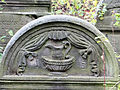 251012 Detail of tombstones at Jewish Cemetery in Warsaw - 20.jpg