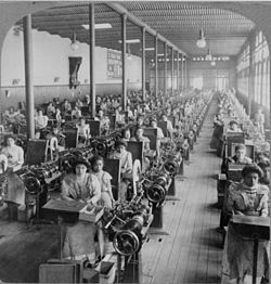 Immigration during the industrial revolution
