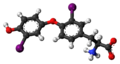 3,3'-Diiodothyronine zwitterion 3D ball.png