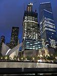 3-4 World Trade Center at night 2016.JPG