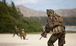 3rd Battalion, 3rd Marines Storm the Beaches of Bellows 121204-M-SD704-203.jpg