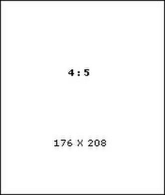 Wallpaper (computing) - Image: 4 5 screen