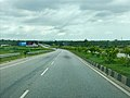 4 lane highway roads in India NH 48 Karnataka.jpg