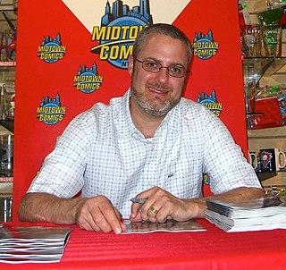 Comic writer