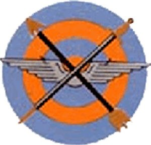 55th Fighter Squadron - Squadron emblem 1932-1991