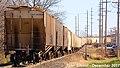 5 5 CSXT 700 Leads WB Covered Hopper Olathe, KS 12-2-17 (38782635352).jpg