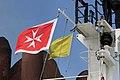 5 MV Monte Alegre Maltese courtesy flag 070917.jpg