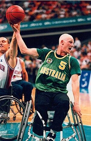 Troy Sachs - Image: 68 ACPS Atlanta 1996 Basketball Troy Sachs