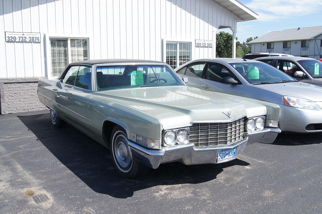 Cadillac Car Shows
