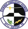 821st Support Squadron.png