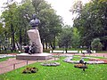 843. St. Petersburg. Bust of the geographer N.M. Przewalski.jpg