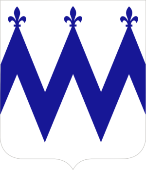 86th Infantry Regiment (United States) - Coat of arms