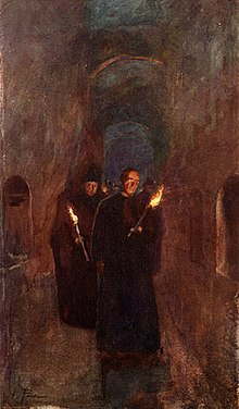 Catacombs of Rome - Wikipedia, the free encyclopedia