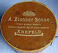 A. Zinober Söhne, Krefeld (Muffschachtel).JPG