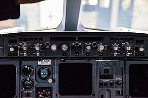 Autopilot - The modern flight control unit of an Airbus A340