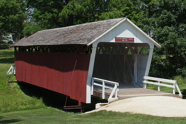 Madison County Covered Bridge Tour