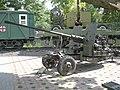 AA-artillery, Military Glory in Homel, Belarus.jpg