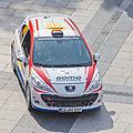 ADAC Rallye Deutschland 2013 - Fahrerpräsentation auf dem Roncalliplatz-4785.jpg