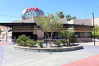 Multiplex (movie theater) movie theater complex