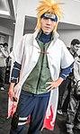 AMG14 cosplayer of Minato Namikaze from Naruto 20140809.jpg