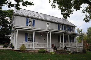 National Register of Historic Places listings in Franklin County, Pennsylvania - Image: ANGLE FARM, FRANKLIN COUNTY, PA