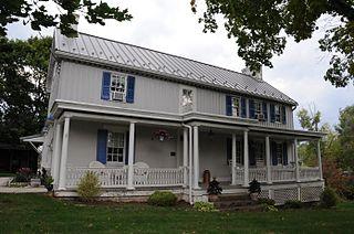 Angle Farm United States historic place