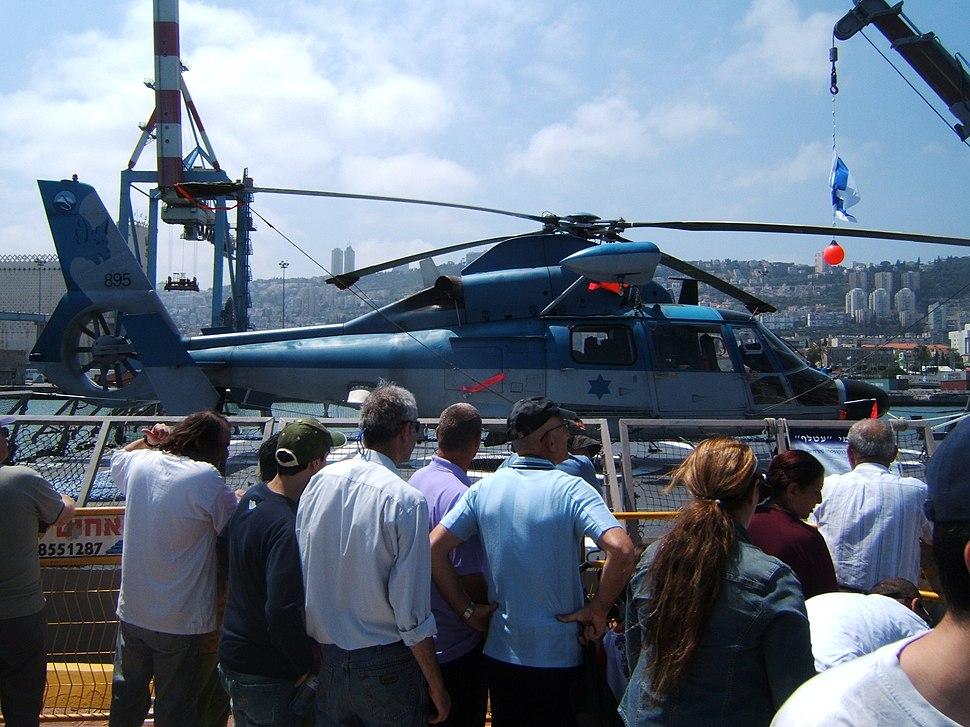 AS-565 - Israeli Navy