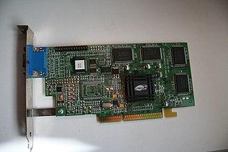 ATI Rage - ATI Rage 128GL, 32 MB SGRAM
