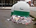 AVV paper spill ubt.JPG