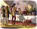 A Chronicle of England - Page 309 - The Prince Serves King John at Table.jpg