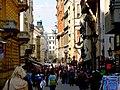 A Váci utca a Havas utca sarok felől nézve, Budapest (428) (13227295463).jpg