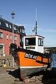 A boat at Dunbar - geograph.org.uk - 1199546.jpg
