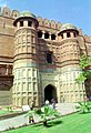 A view of inner gate of Redfort in Agra on March 22, 2005.jpg