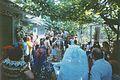 A wedding in the village Sadova (80-ies). (7919801586).jpg