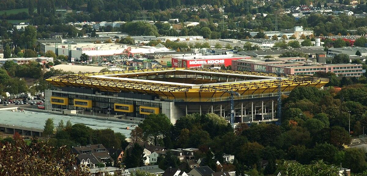 Aachener Tivoli Neu