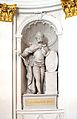 Aachener Dom Statue Ladislaus Ungarnkapelle 2014.jpg