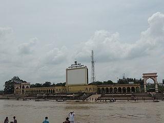 Alandi City in Maharashtra, India