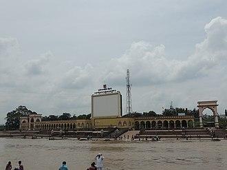 Alandi - Image: Aalandi river