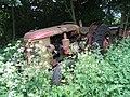 Abandoned Tractor at Low Raindale. - geograph.org.uk - 188774.jpg