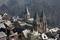 Abbaye Ste Foy à Conques (01).jpg