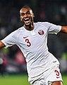 Abdelkarim Hassan Qatar v Japan – AFC Asian Cup 2019 final 19 (crop).jpg