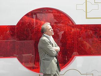Abel Ferrara - Ferrara in 2008.