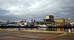 Aberdeen City from Docks.JPG
