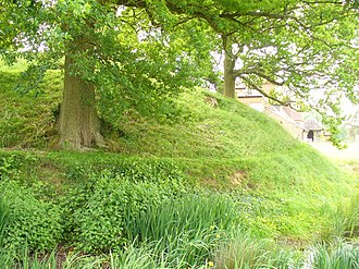 Abinger - Abinger Manor Motte