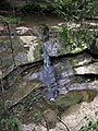 Above Ash Cave Falls (Hocking Hills, Ohio, USA) 5 (34055031964).jpg