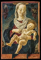 Madonna of the Zodiac