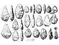Acheulian bifacial tools (hand-axes) Wellcome M0015373.jpg